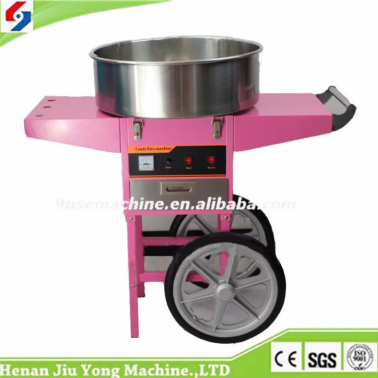 gas cotton machine