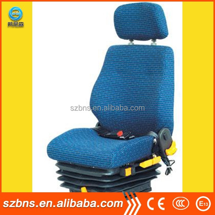 China heavy duty truck driver seat with factory price