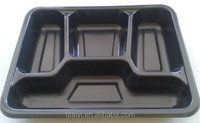 CPET plastic food tray
