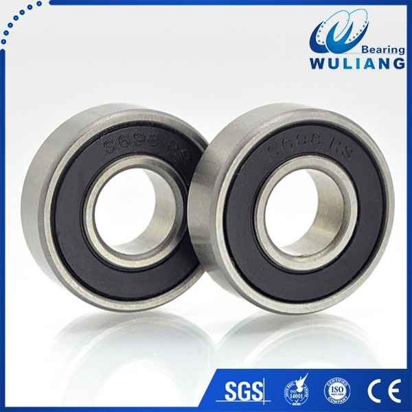Cheapest price S698RS 420 stainless steel s698rs bearing