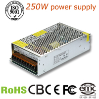 CQ-250W single output power supply ip42 12v led switch power supply