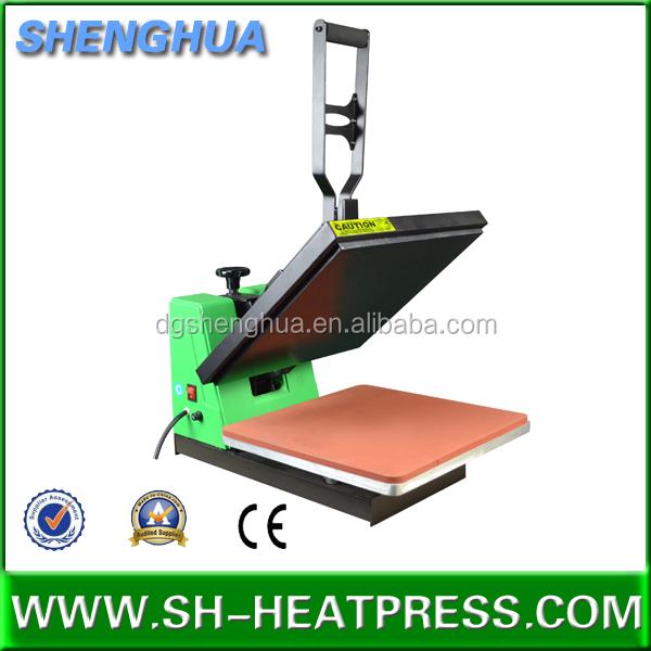 iron press machine for t shirts