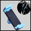 Universal Silicone Smart Phone Holder for Car 360 degree rotation Cell Phone Stand