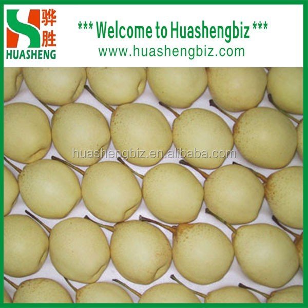 2017 Best quality and low prices fresh ya pear from China