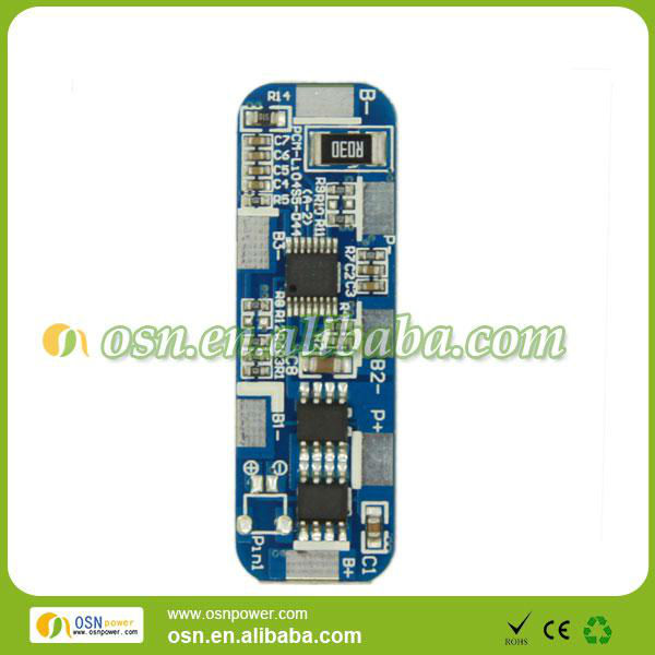 lifepo4 12v4s5a PCM/BMS/PCB for 4s/12.8V LiFePO4 Battery Pack