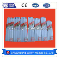White candles and colorful candles in cheapest price