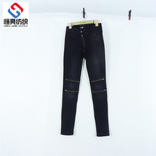 China cheap women short jeans sexy pants plus size manufacture