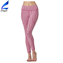 Lotsyle 2017 New Design Yoga Pants Back Crossing Bandage Workout Tights Leggings for Women