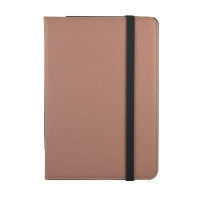 Brown Slim Smart Magnetic PU Leather Cover Case for iPad mini 2