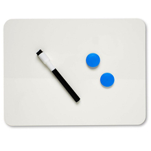 Customized magnet portable whiteboard