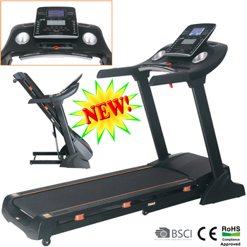 GS-450A-C New Design Indoor Motorized 4HP Treadmill