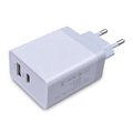 Hot Sale 30W PD EU Plug Fast Adapter Universal Usb Travel Wall Charger For Cell Phone