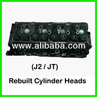 Remanufactured Cylinder Head for Kia Pregio J2