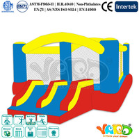Inflatable Bouncer Small Inflatable Bouncy Castle Factory Price