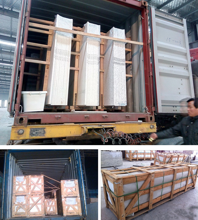 China Shandong Linyi Horizon Group Whitley Lanling Jinzhao 30mm 20mm Quartz Stone Price, Calacatta Artificial Quartz Slabs Price