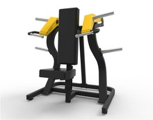 New Design Gym Bodybuilding Equipment /Free Weight Seated Shoulder Press