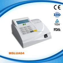 MSLUA04M Medical Laboratory Equipment Urine Chemistry Analyzer with best price