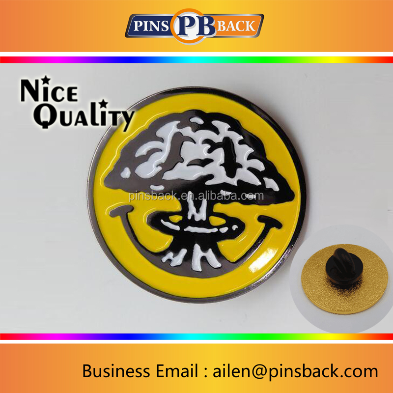 Soft Enamel Pins - Customized Design - Great Quality Custom Soft enamel lapel pins