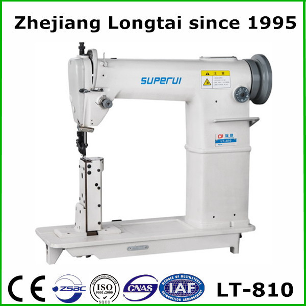 LT-810 POST BED leather industrial sewing machine