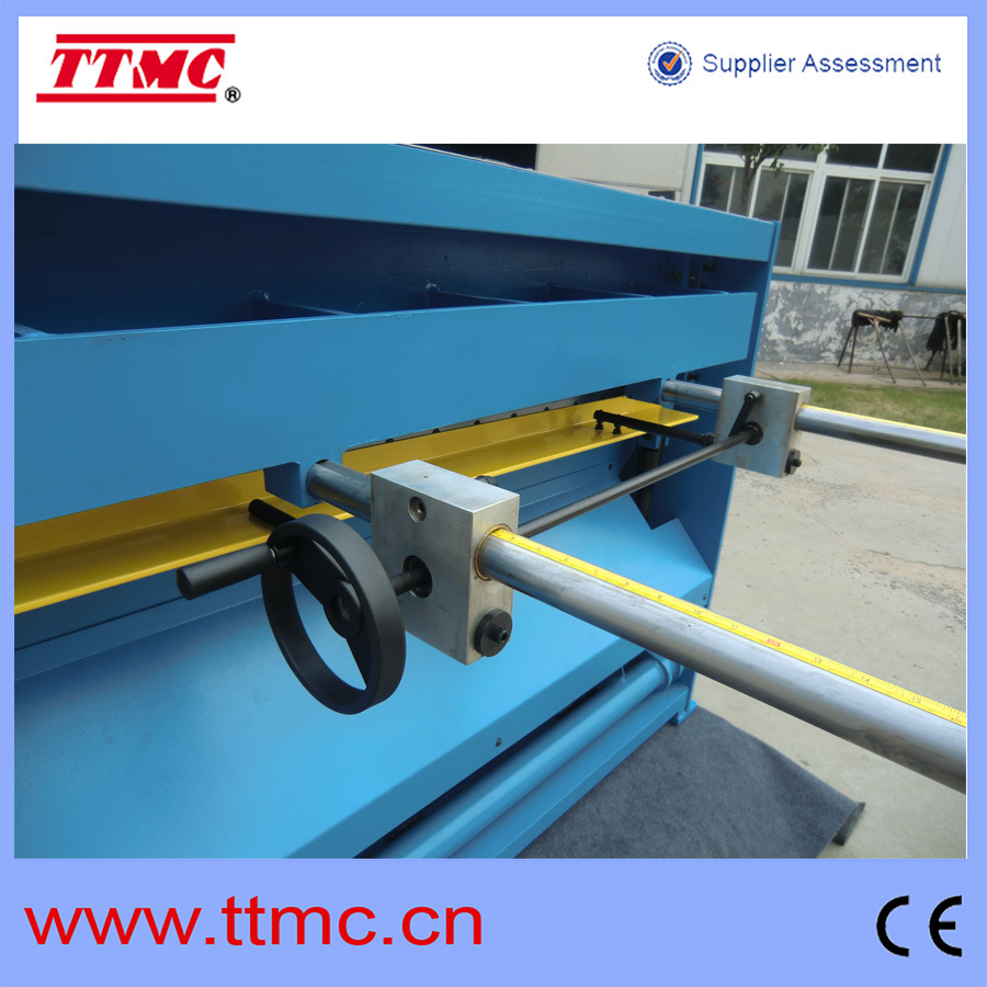 THS-1320X4 Hydraulic Shearing Machine, TTMC Manufacturer Shearing Machine