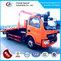 Cheap Wrecker Truck Flatbed Tow Truck