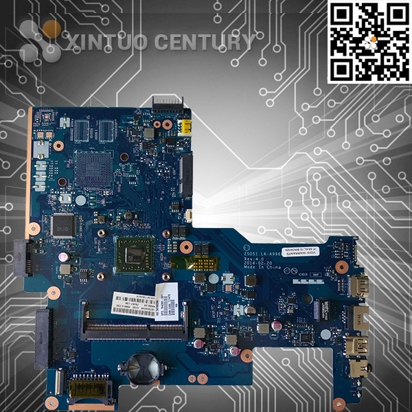 100% tested laptop mainboard for HP 15-G Laptop AMD A8-6410 2.0Ghz 764260-501 LA-A996P