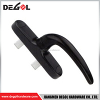 Designer chinese aluminium opener sliding glass window handle