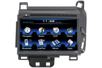 In-dash Car stereo radio/dvd/gps/mp3/3g multimedia system for Lexus CT200H