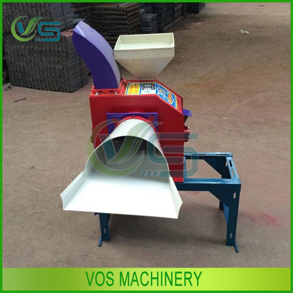 Multifunctional cotton stalk cutter/grain crusher machine on sale