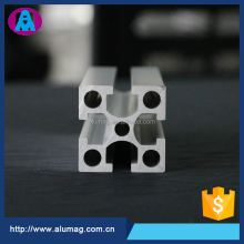 anodized aluminum rail profile extrusion