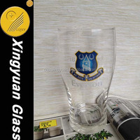 Advertising glasses/Machine Made Beer Cup