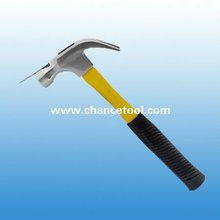 cross peen claw hammer with Fiberglass handle STH030