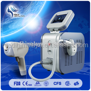 Maquina Laser depilacion diodo 808nm Hair removal machine permanent hair removal
