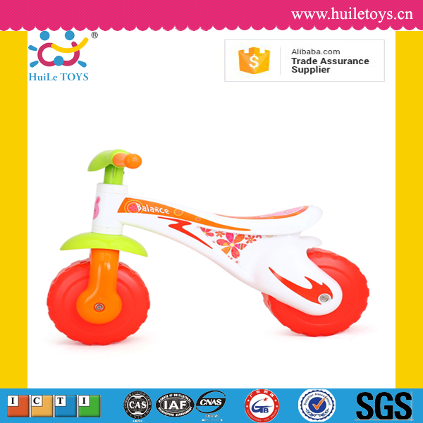 High quality huile toys plastic wholesale children balance bike with ASTM
