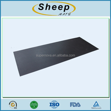 floor protecting commercial treadmill mats