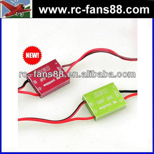 12V 3A BEC FOR 1.2G 5.8G Wireless Audio Video