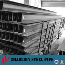 Hot dip galvanized HDG steel h beam sizes list hea steel dimensions