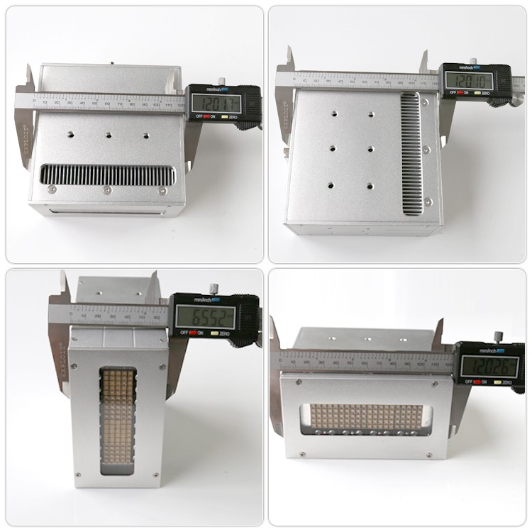90-160 mm ECO friendly LED UV curing system