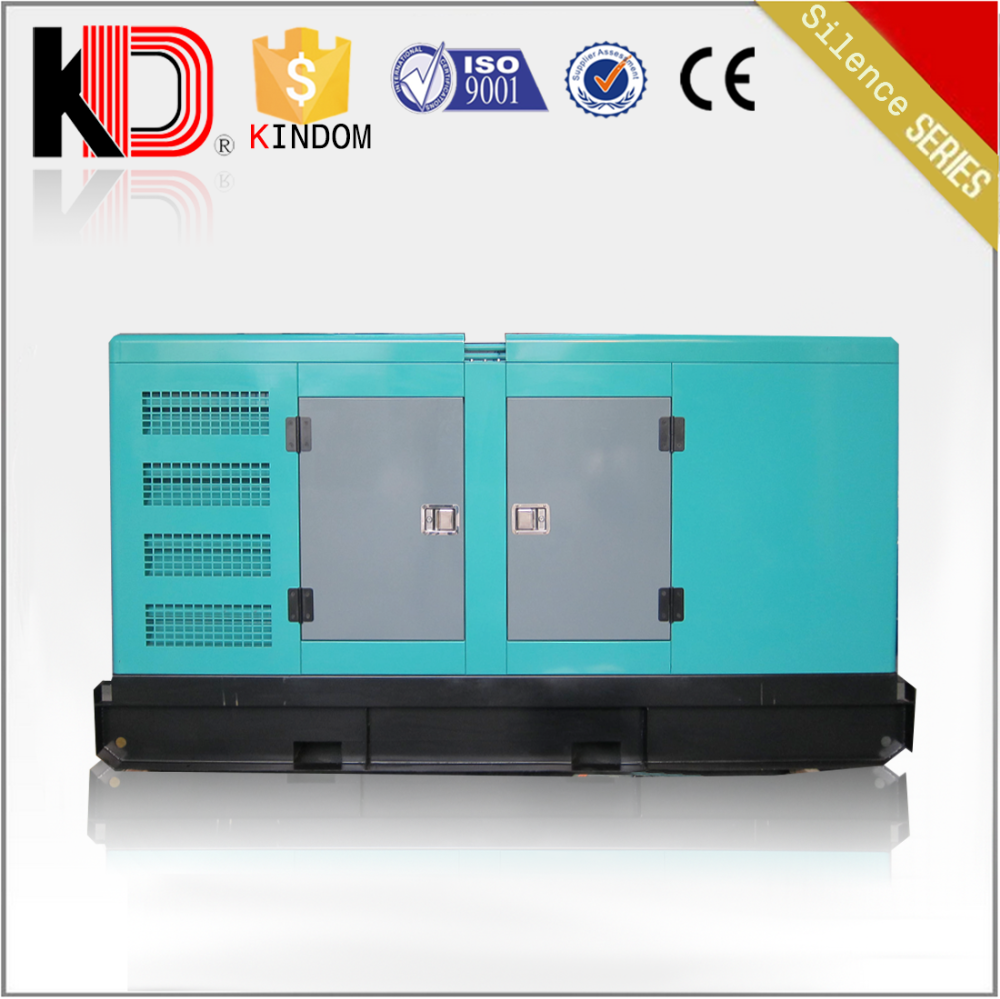 Hot Selling Three Phase 10KW / 12.5k VA Silent Diesel Generator Set With Low RPM and Low Noise