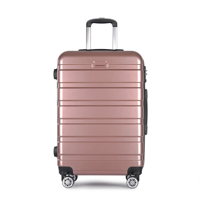Hot Luggage Cover Trolley President Luggage PC Material Suitcase TSA luggage Lock