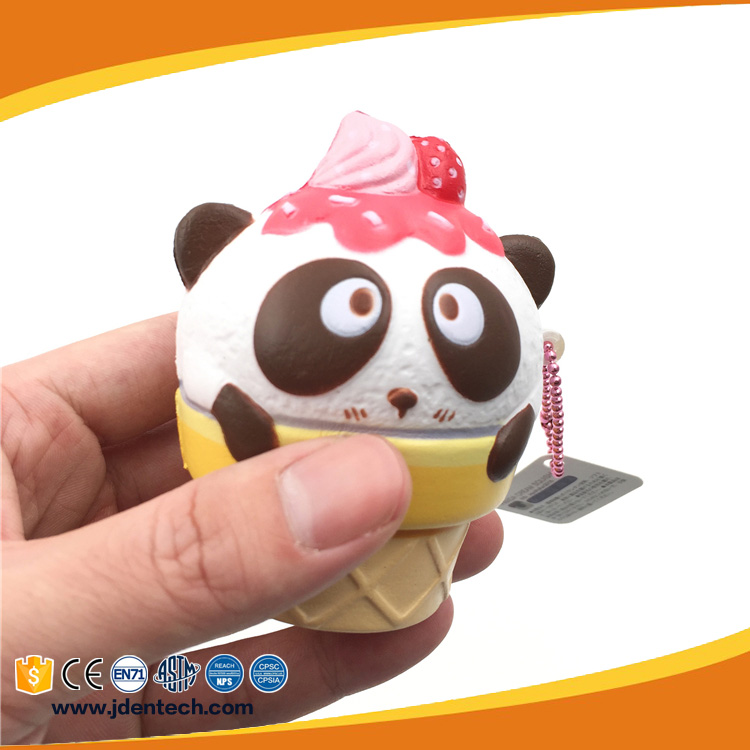 2018 new trending custom pogs pretty squishy toy for sale