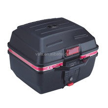 motorcycle good quality black tail box