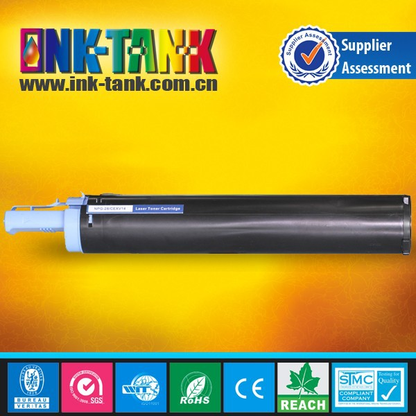 china supplier npg-28 compatible for canon ir 3300 toner used copier machine