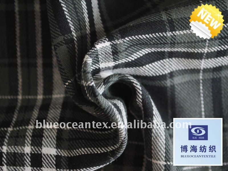 Cotton Printed Dress Material Check Printed Pattern Fabric Factory In Huzhou City,Zhejiang,China