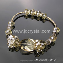 Fashion Luxury best selling Bangles jewelry Crystal Beads Bracelet