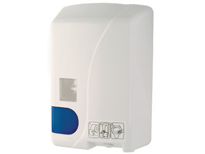 Malstar TS300 Toilet Seat/ Hand Sanitizer Dispenser