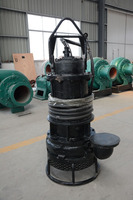 Sea Water Slurry ZJQ float switch submersible pump price