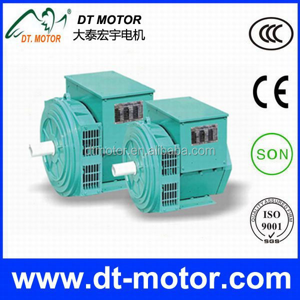 Most Popular TWG series brushless synchronous AC alternator