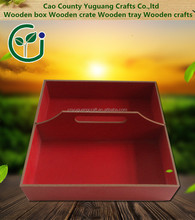 Wooden boxes wine crates, cheap wooden bucket for sale, cheap customized wooden storage boxes