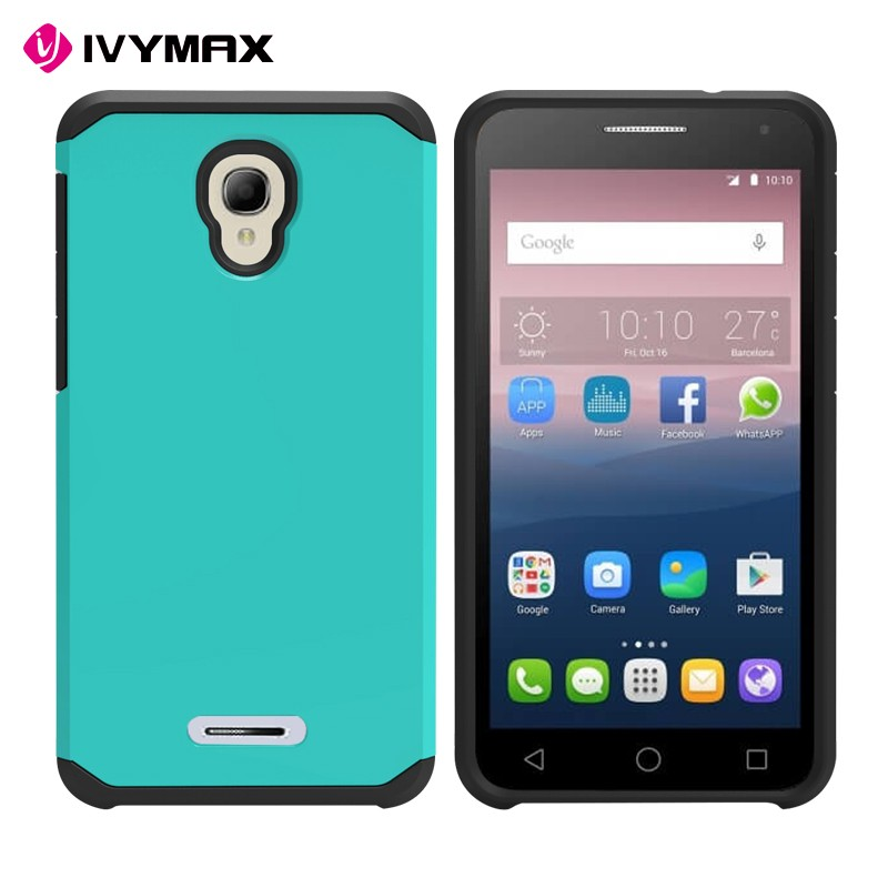 Guangzhou factory for alcatel one touch fierce 4 custom cell phone case